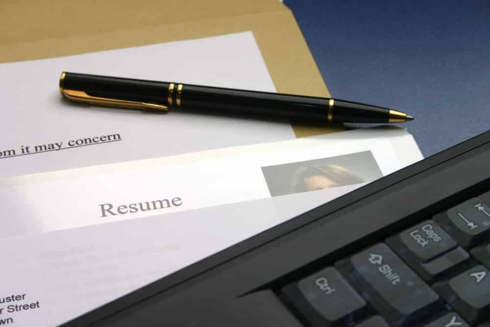 An impressive cover letter can boost your chances..